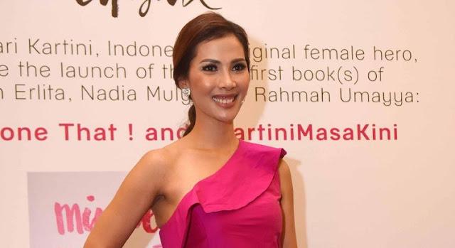 Nadia Mulya Melangkah Keluar dari Dunia Hiburan