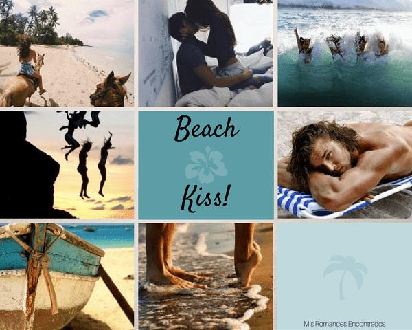 [Reseña] Beach Kiss // Cristina Selva-FanArt