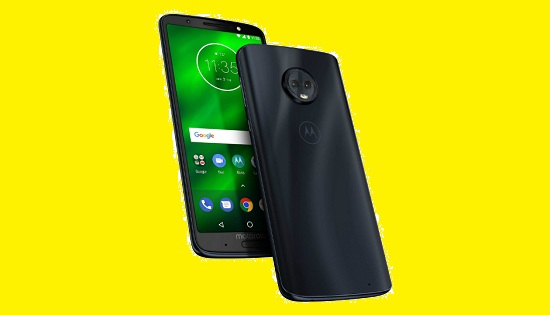 Motorola will introduce the G7 and G7 Plus smartphone in the 2019 Moto G7 series