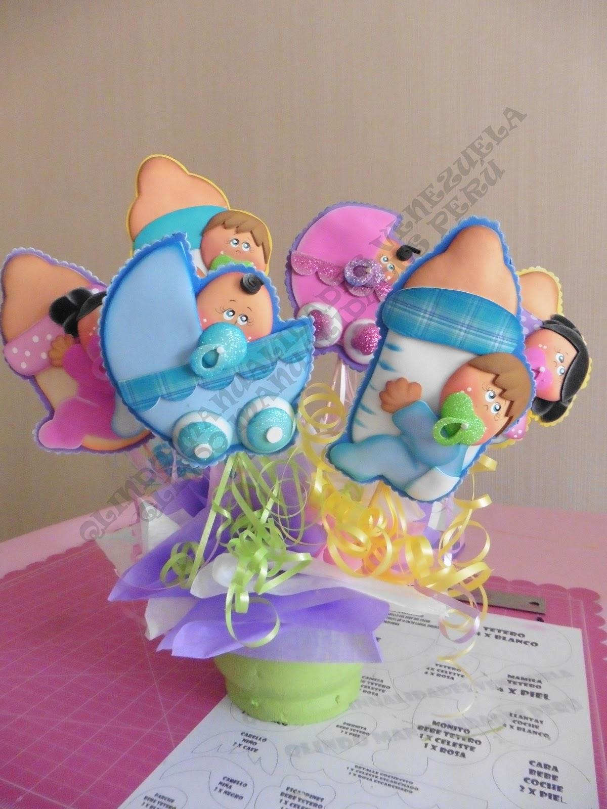 Mesa Para Baby Shower Vintage
