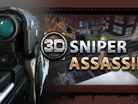 Sniper 3D Assassin Gun Shooter MOD APK + Data OBB v2.0.0 Terbaru for Android