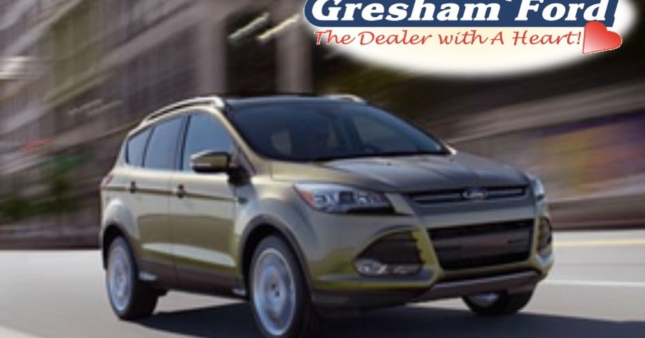 gresham ford your oregon ford dealership crash test ratings of the 2016 ford escape. Black Bedroom Furniture Sets. Home Design Ideas