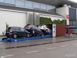 مشروع استيراد سيارات مستعملة من اوروبا