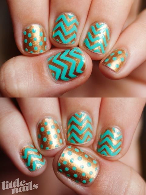 Healthy And Stylish: Fun Manicure Ideas
