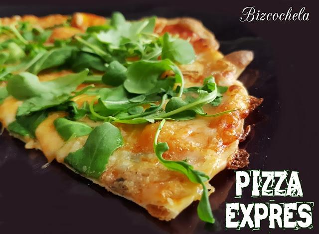 PIZZA EXPRES EN 10 MINUTOS