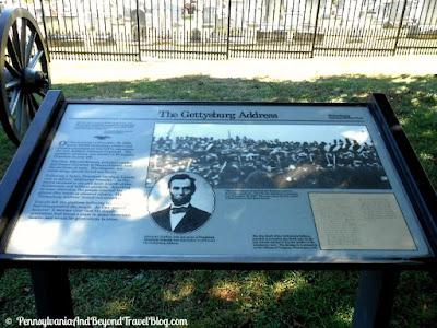 Soldiers' National Cemetery in Gettysburg Pennsylvania