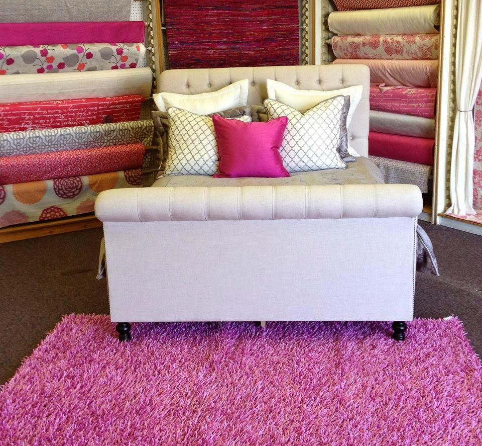Interior Decor & Home Decoration Ideas With Home Fabrics