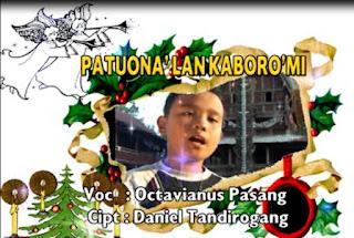 Lagu Natal Toraja Patuona' Lan Kaboro'mi