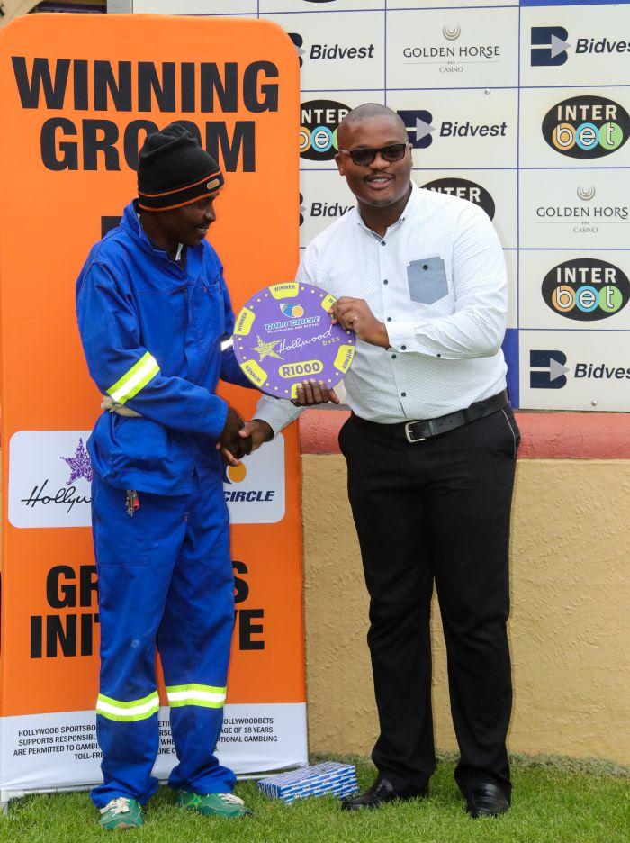 20191208 - Race 5 - Terence Mhlanbu - MASTER KEYS