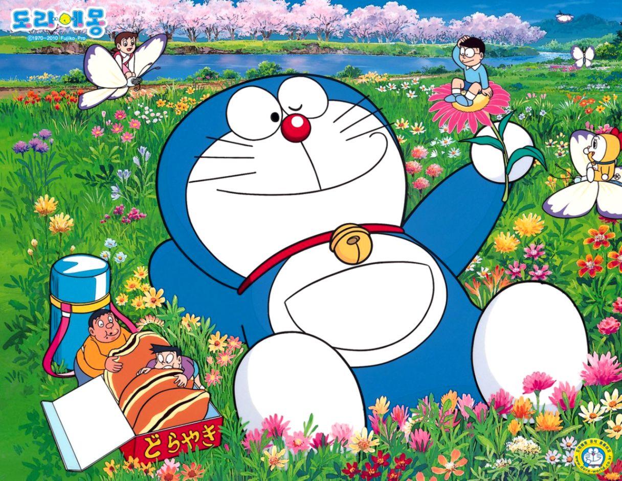 Download 76 Gambar Doraemon Hd Untuk Garskin Gratis Terbaru