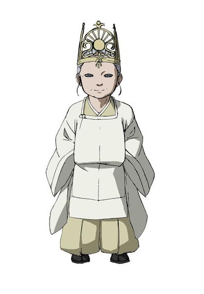 Akira Ishida a su reparto de voces como Antokutei.
