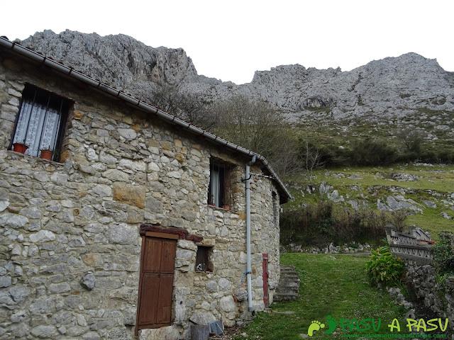 Primeras casas de Otura