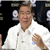 Why blame media? Drilon says Duterte should shut up about martial law to avoid panic.