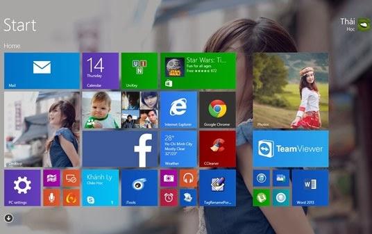 Khắc phục một số lỗi khi nâng cấp lên Windows 8.1