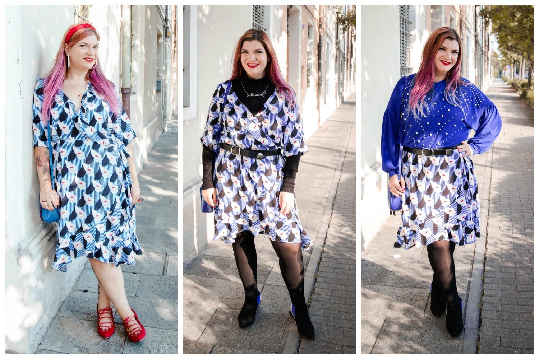 super popular 1824e 71d54 Outfit: come indossare vestiti estivi in autunno | Plus ...