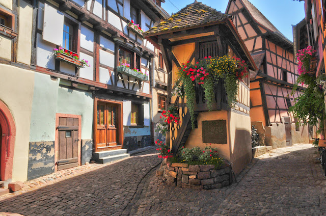 Most Charming Small Towns in France