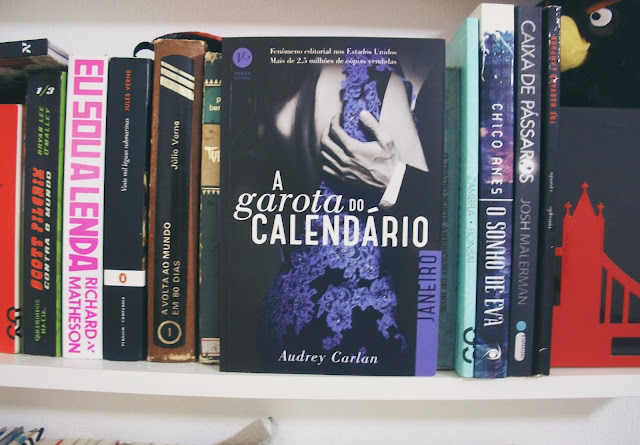 A Garota do Calendário: Janeiro, de Audrey Carlan (#17)