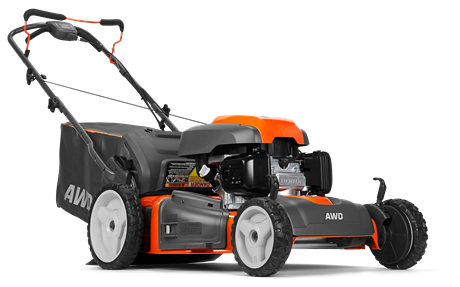 husvarna lawn mower
