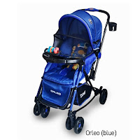 does orleo baby stroller rocker