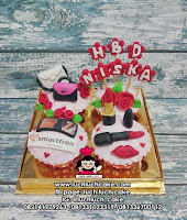 Cupcake Fashion dan Make Up