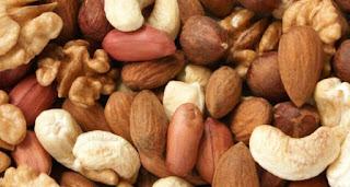 superalimentos frutos secos para caida pelo