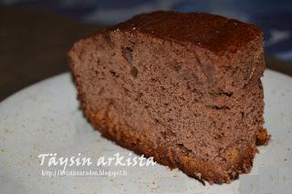 Halva chocolate brownie