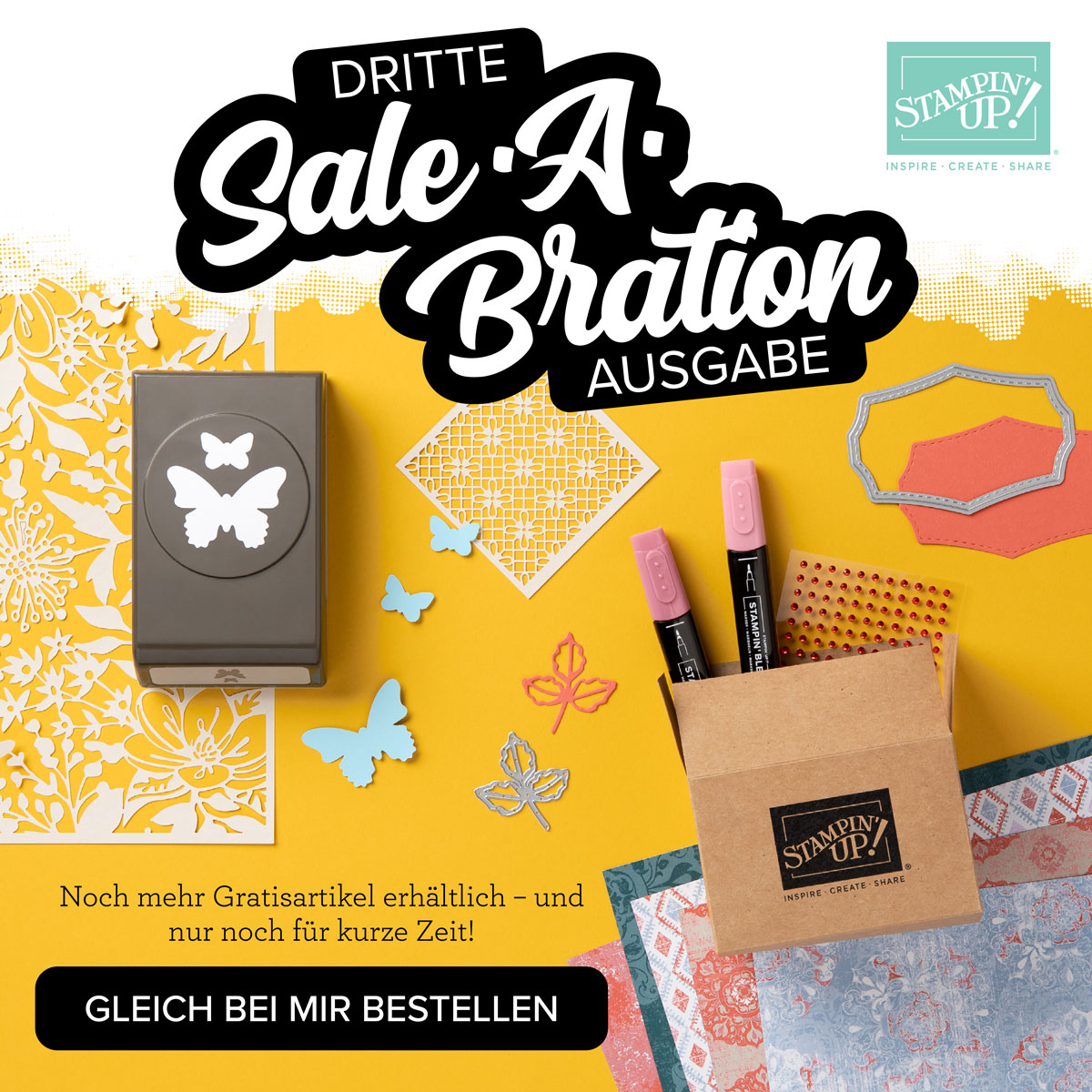 SALE-A-BRATION 3.Runde