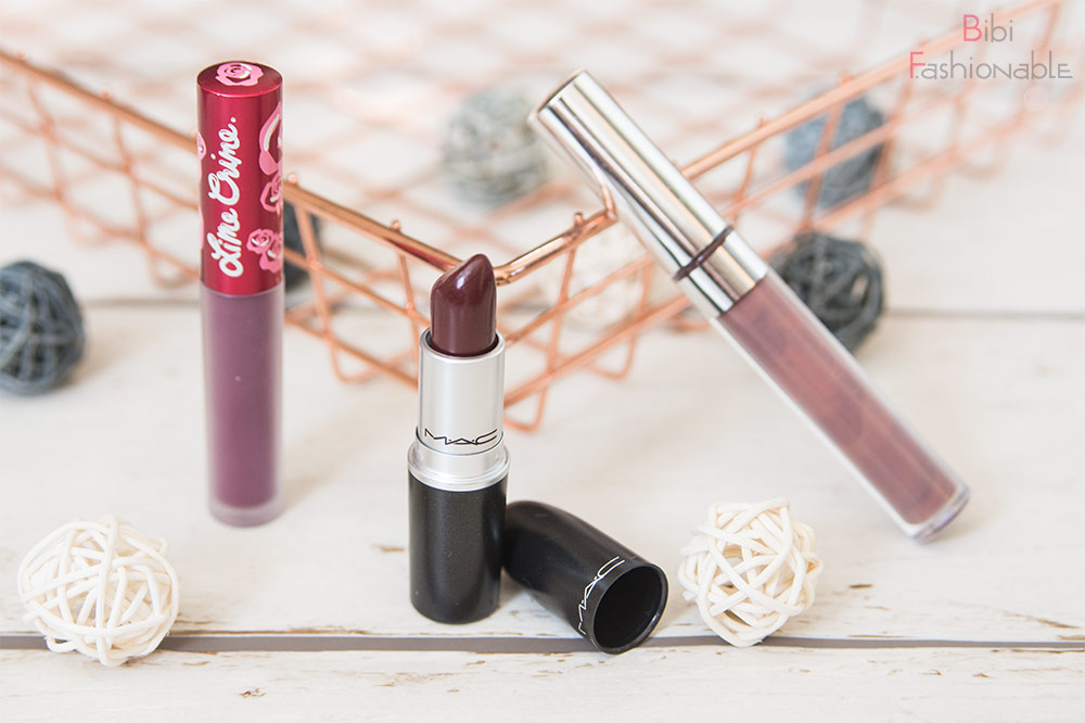 Top 3 Herbst Lippenstifte Titelbild