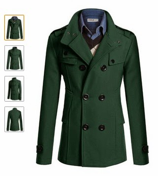Womens Duffle Toggle Coat Long Wool Blended Hooded Pea Coat Jacket With Pockets. from $ 20 99 Prime. out of 5 Women's Winter Lapel Embroidered Short Wool Jacket Midi Coat Trench Green $ 59 5 out of 5 stars 1. iYBUA. iYBUIA Women's Lightweight Sleeveless Stretchy Drawstring Jacket Vest with Zipper $ 4 BCBGeneration. Women's Wool.