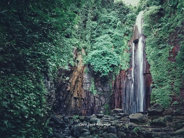 keindahan Air Terjun Coban Canggu Mojokerto