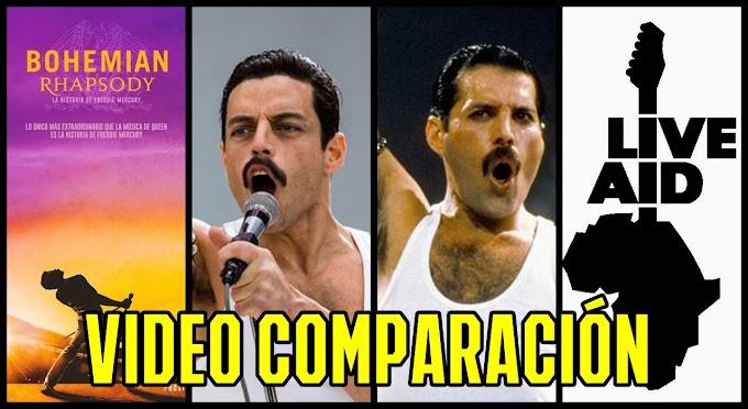 ALERTA DE SPOILER: Video comparacion de la película y la version original. Ingresa