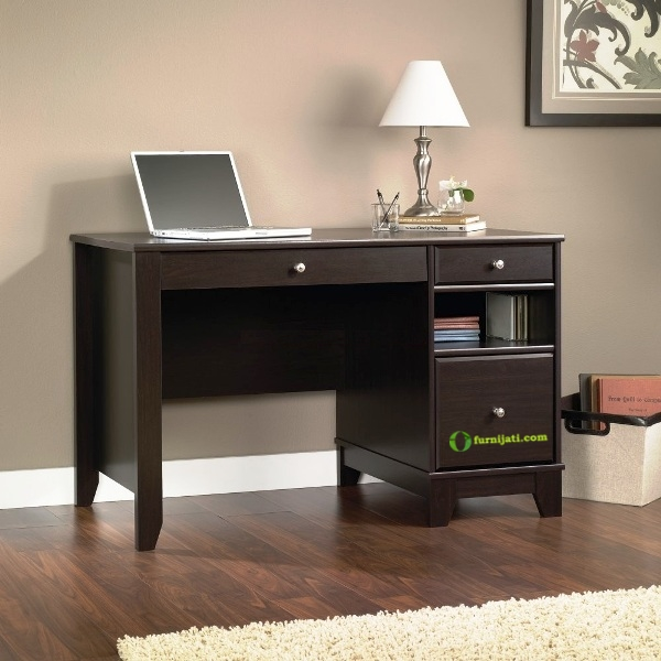 Meja kursi kantor kayu jati murah