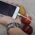 هل فعلا بإمكانك شحن هاتفك الأندرويد بواسطة الخضار؟! شاهد بنفسك