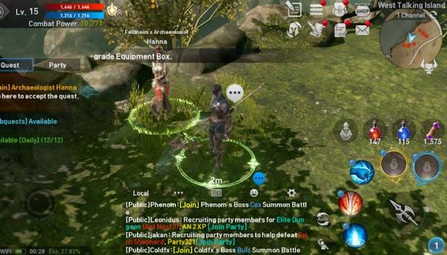 Game yang sedang naik daun bukan hanya Mobile Legends atau AOV saja melainkan juga Lineage Guide Cara Cepat Menaikkan Level di Lineage 2 Revolution