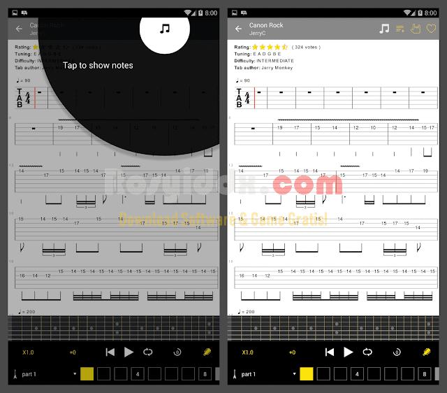 Ultimate Guitar Tab Pro APK Versi Terbaru