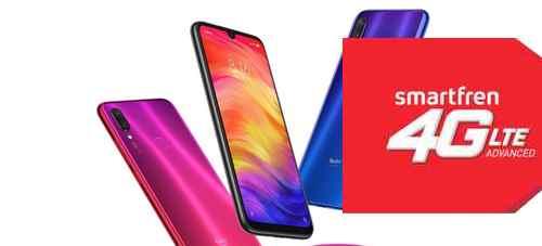 list Xiaomi redmi bisa smarfren
