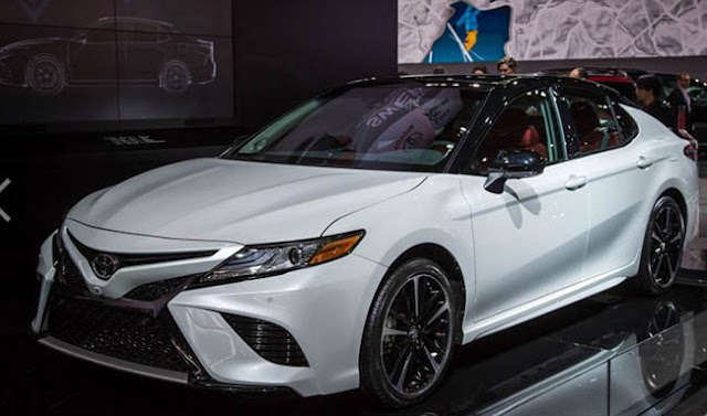2018 Toyota Camry Preview