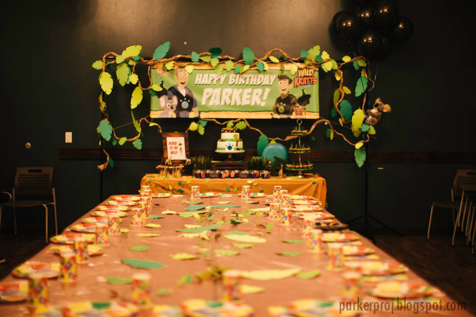 Tips And Resources For Throwing An Epic Wild Kratts Themed Birthday Party Perfect