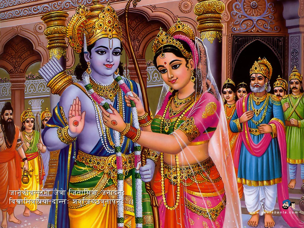 His Message His Voice: Lessons for Life from Ramayana