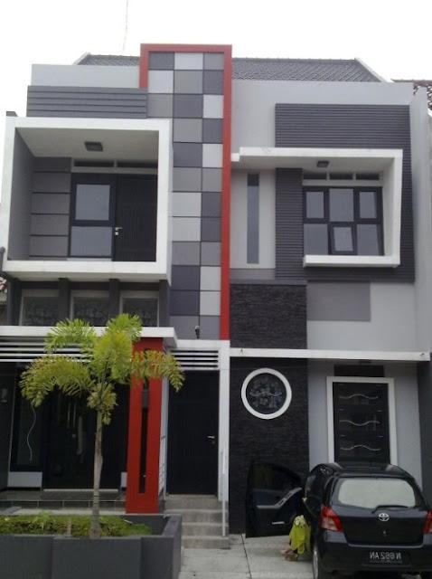 interior rumah minimalis 2 lantai type 36