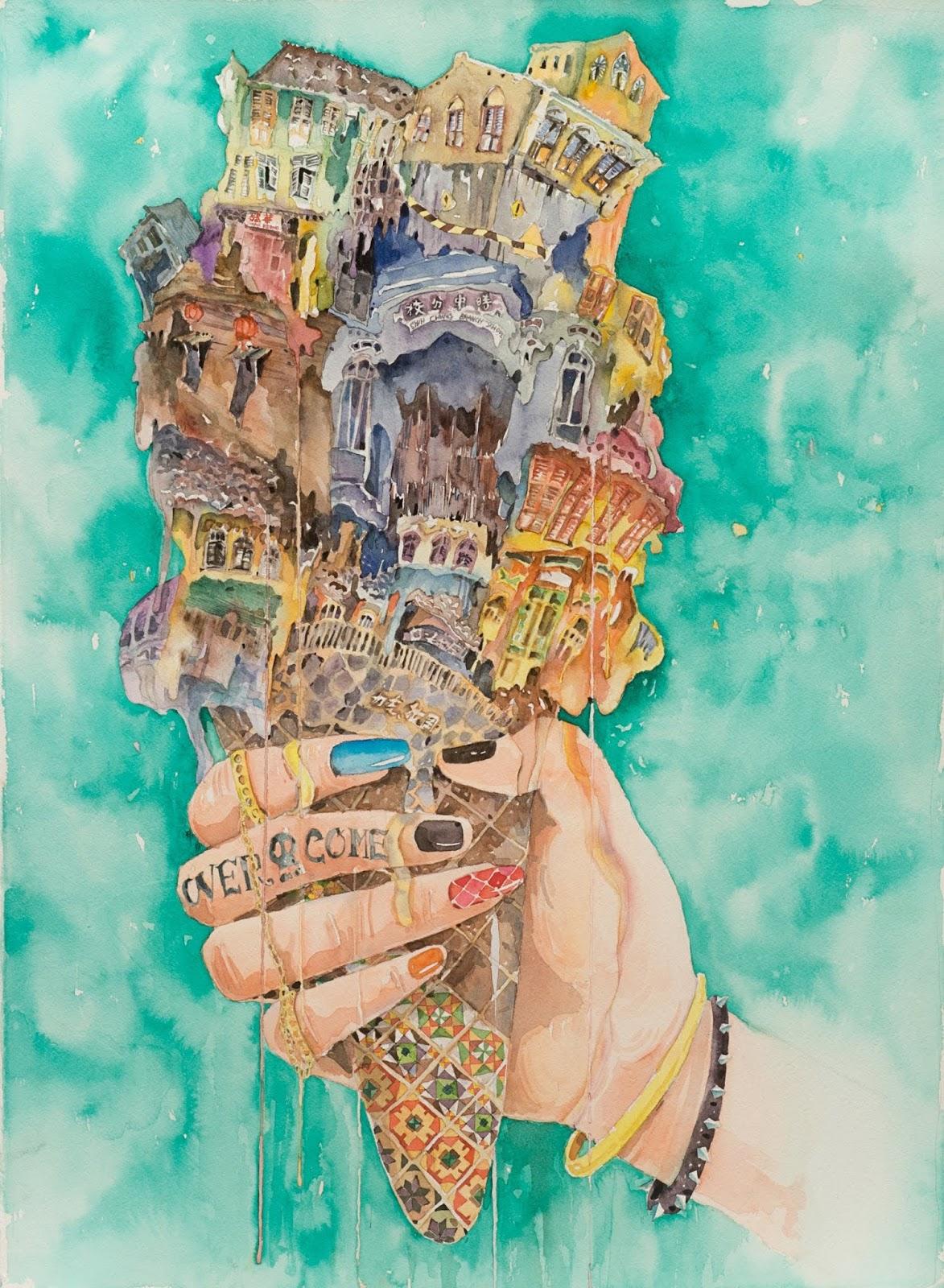 Seruan Untuk Artis-Artis Muda yang Berbakat | Menangi hadiah wang tunai dan peluang untuk mempamerkan bakat anda melalui Pertandingan Usaha Tegas Heritage
