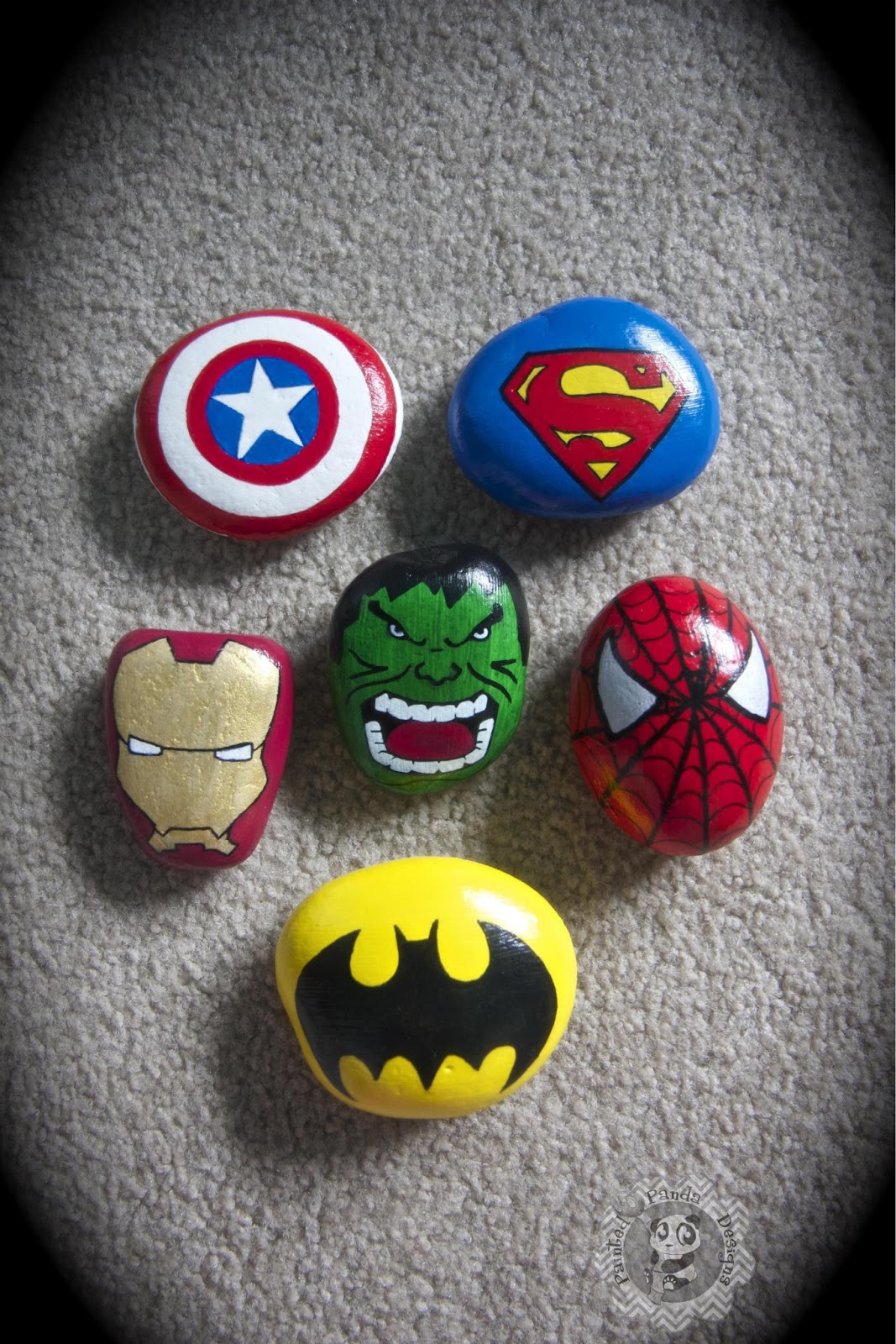 easy rock painting ideas kids will love