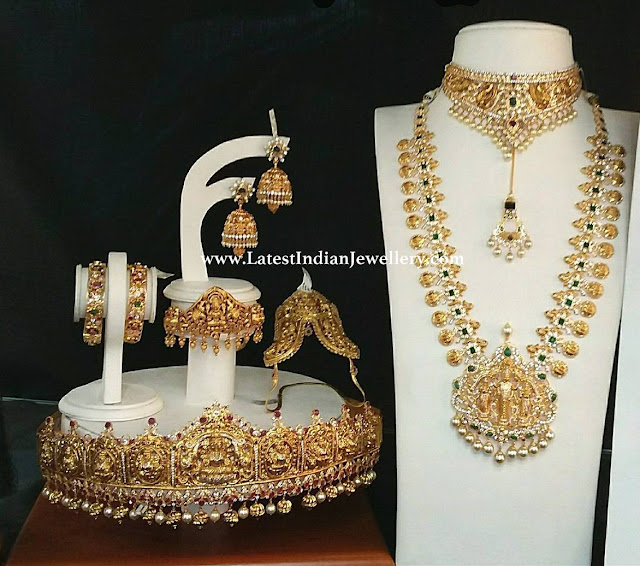 Complete Bridal Collection Set