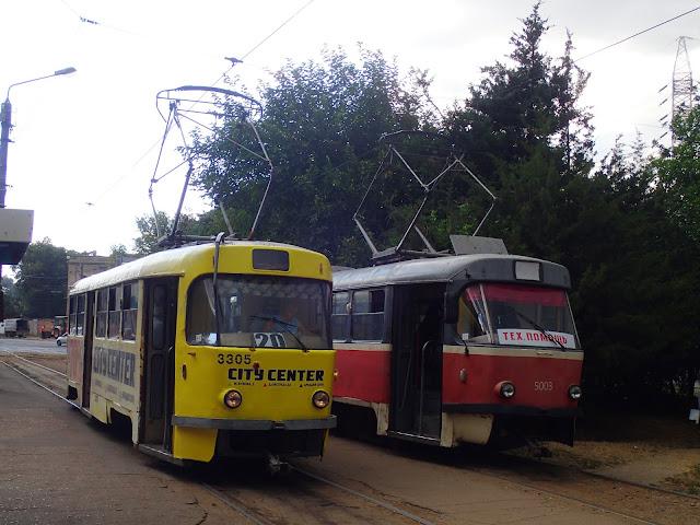 Tramwaje w Odessie