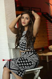 Telugu Actress Angela Krislinzki Latest Pos in Short Dress  0107.JPG