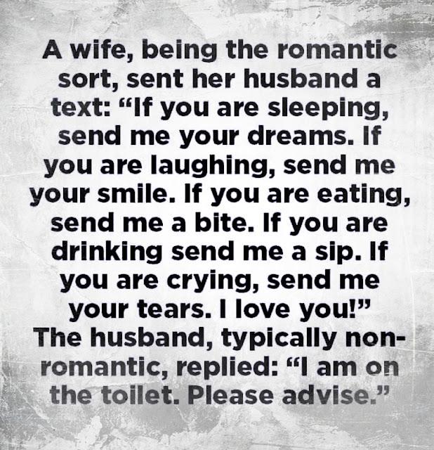 Husband Vs Wife Funny conversation