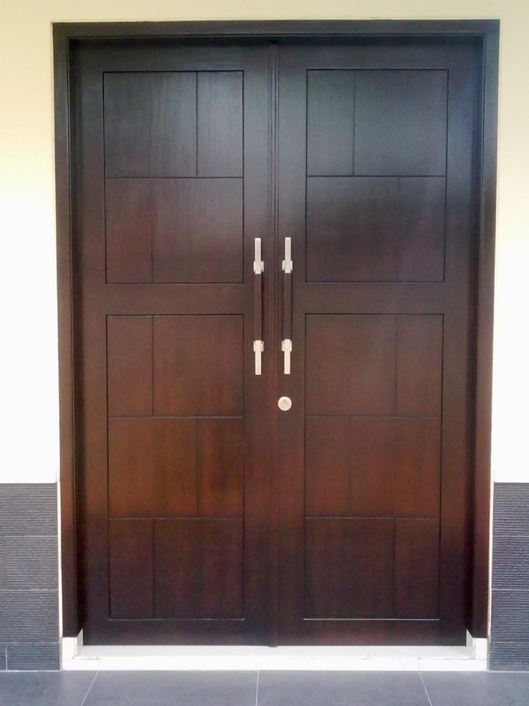 108 Gambar Pintu Rumah Minimalis Sederhana Gambar Desain Rumah Minimalis