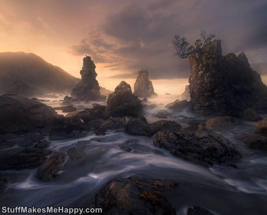 Fascinating Landscapes of Photographer Marc Adamus