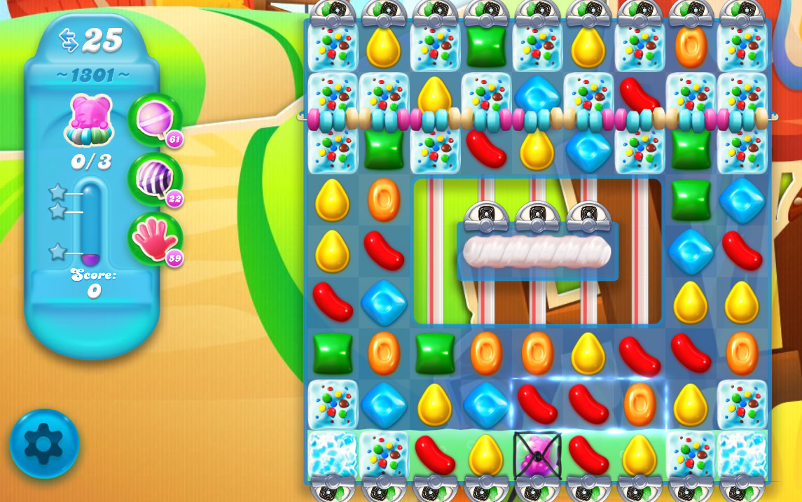 Candy Crush Soda Saga level 1301