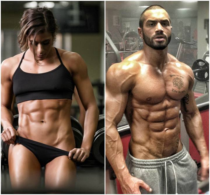 Top 9 Abs Workouts Men Women
